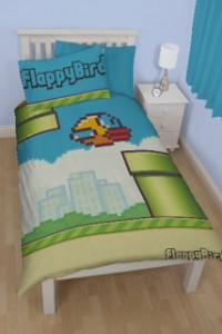 FlappyBird single panel duvet