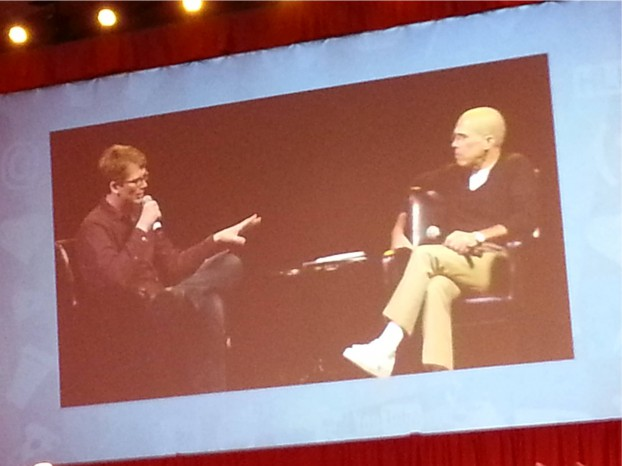 Copied from StreamDaily - Katzenberg