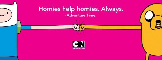 Cartoon Network summer campaign