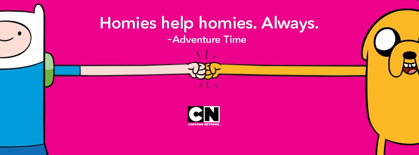 Cartoon Network summer campaign