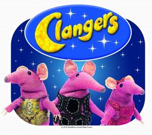 Clangers key art