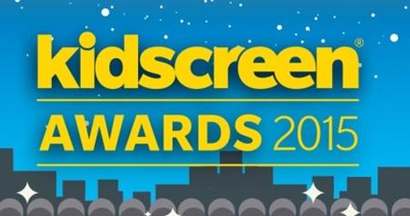 KidscreenAwards2015