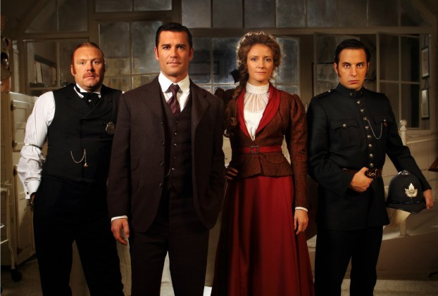 Copied from StreamDaily - Murdoch-Mysteries