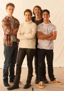 Nowhere Boys 2 Matt Testro, Rachel Griffiths, Dougie Baldwin, Rahart Adams 1