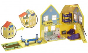 04815 MUDDY PUDDLE DELUXE PLAYHOUSE CLEAN