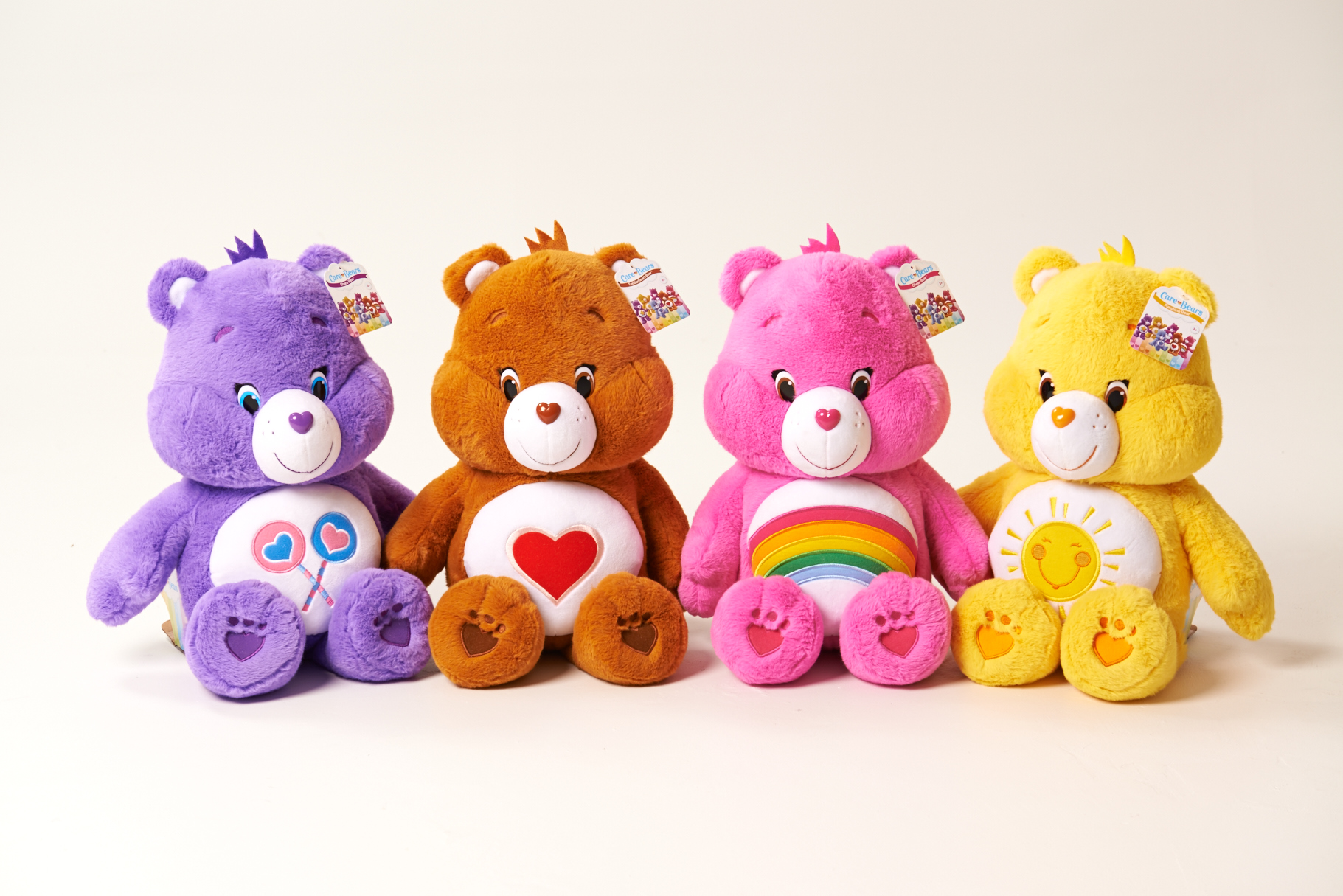 Kidscreen Archive Care Bears Count Down To New Toy Line