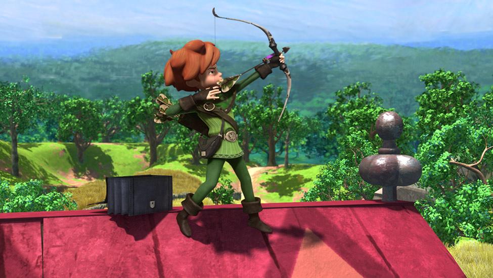 International Broadcasters Get Behind Robin Hood 187 Kidscreen