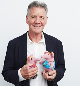 Coolabi Clangers Michael Palin2