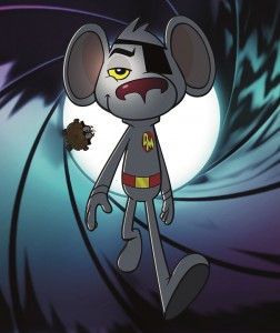 Danger Mouse Key Art