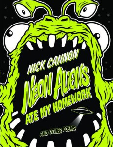 Scholastic Aliens Book Cover