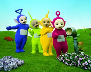 DHX Media Original Teletubbies -