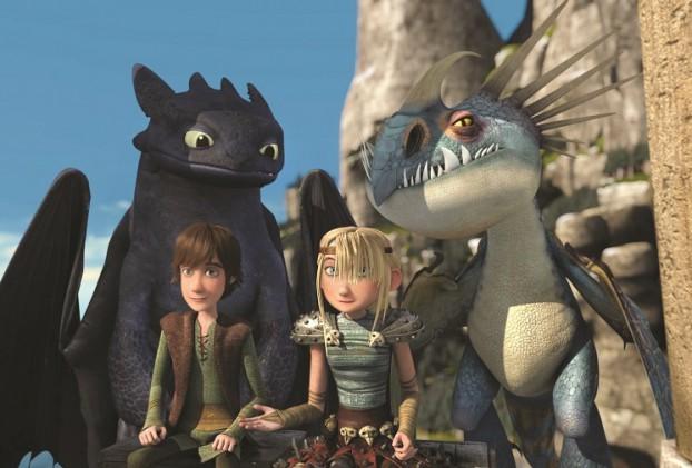 DreamWorks Dragons Rider of Berk3