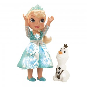 Frozen Elsa Snow Glow Doll2
