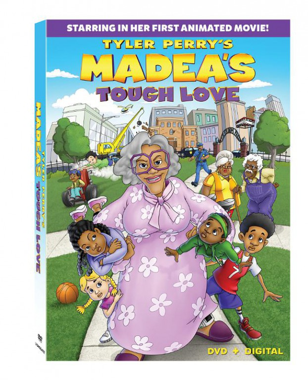 Lionsgate Madea Tough Love DVD