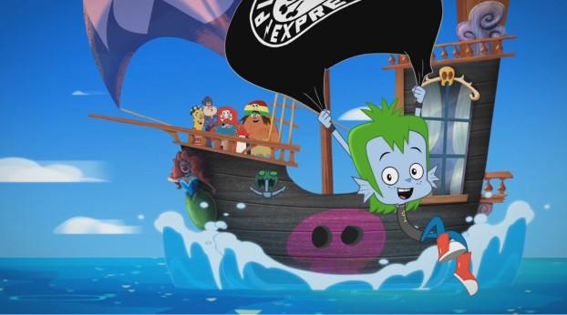 Pirate Express 3