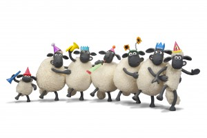 Shaun Celebration