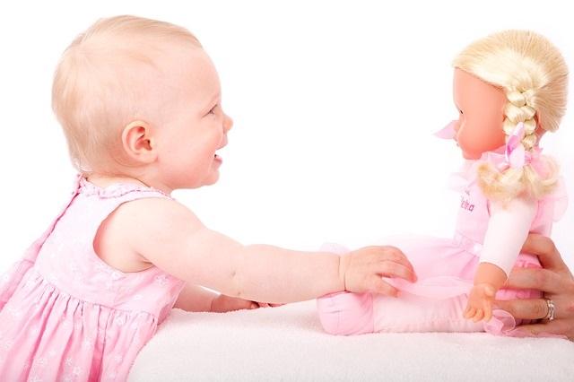 gender pink toys