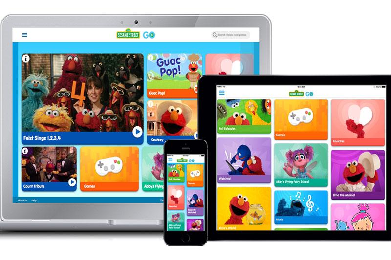 Kidscreen » Archive » Sesame Street GO takes SVOD to the