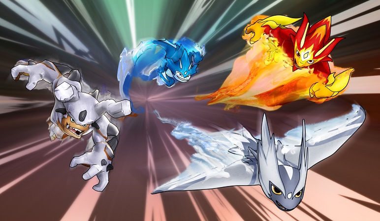 Slugterra Return of the Elementals elementals still