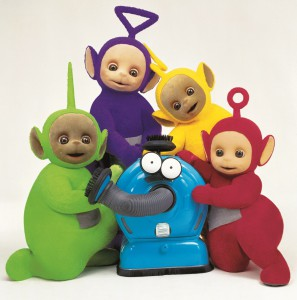 Teletubbies with Noo-noo