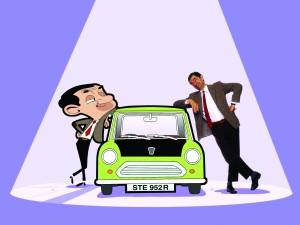 Mr Bean - 25 years