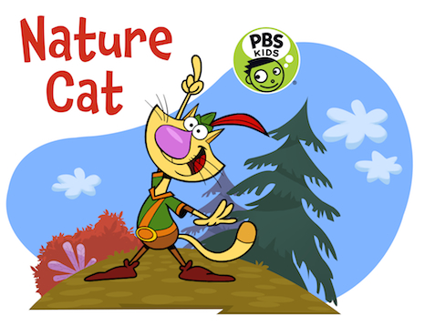NatureCatAboutPBS