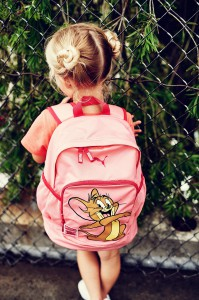 Tom and Jerry PUMA Backpack2
