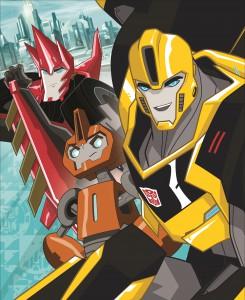 Transformers RID