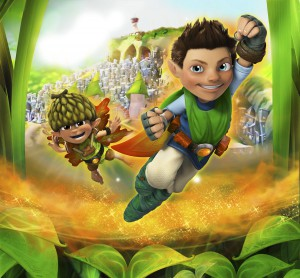 tree fu key art
