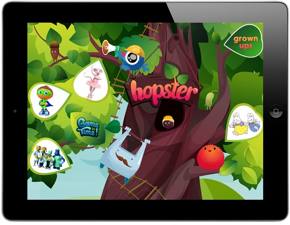 Hopster app screenshot_2915