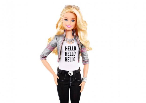 Mattel - Hello Barbie 1