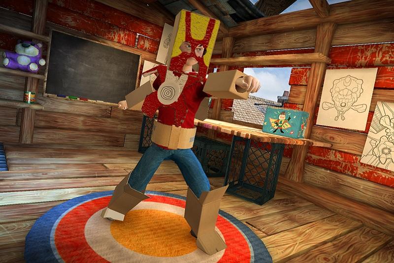 Playworld Superheroes Suit