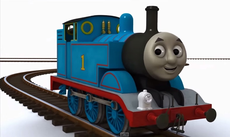 Thomas And Friends Chugs Into Youkids