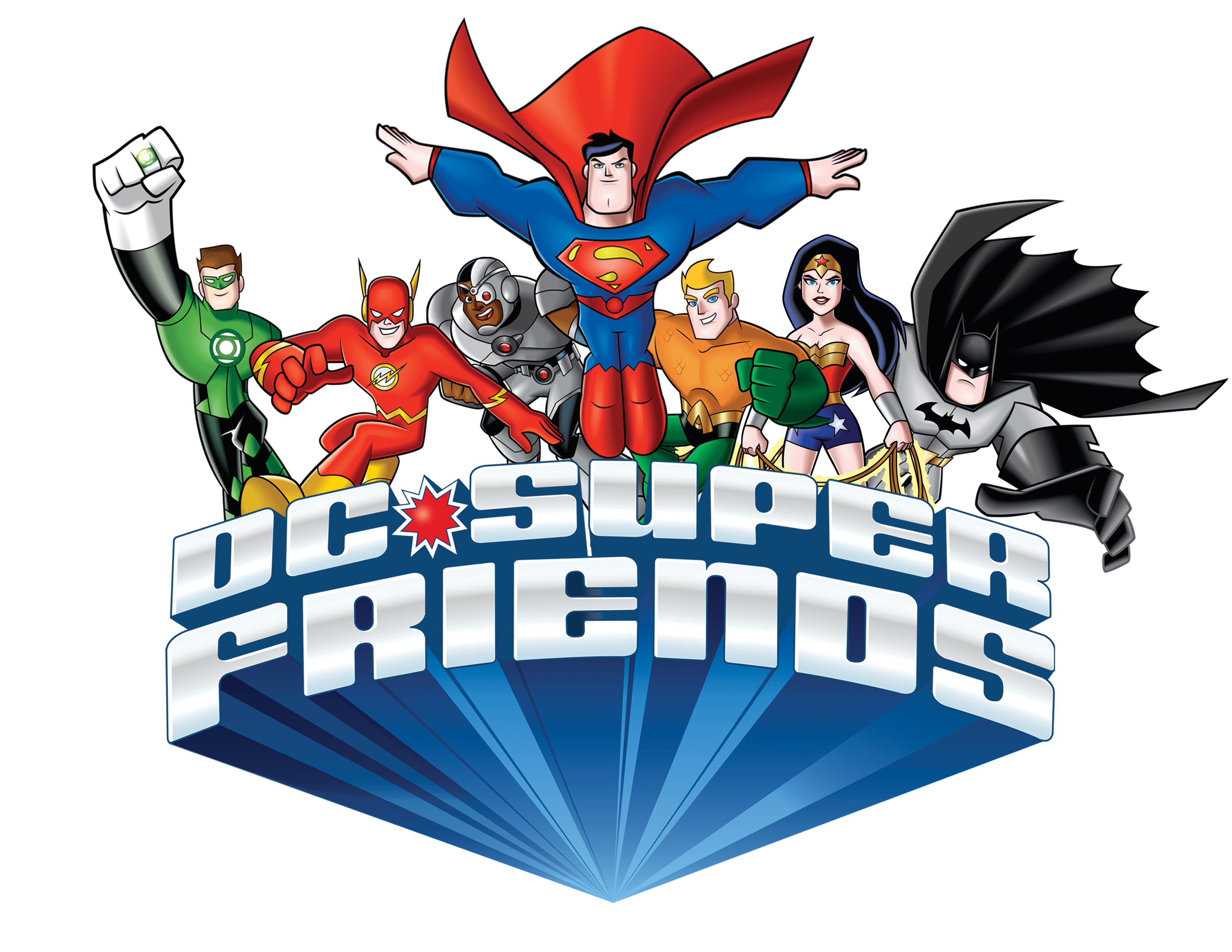 Warner Bros. Unveils New Animated Content for DC Super Friends
