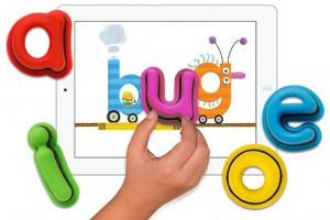 Tiggly Words-App