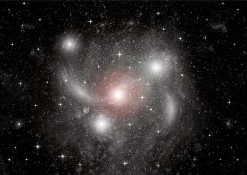 stephen hawking dark matter - photo #28