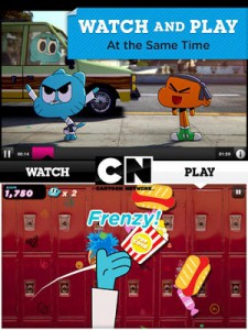 Cartoon Network Watch and Play app