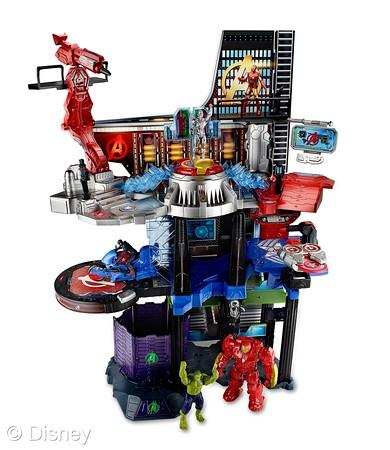Playset-Ultron