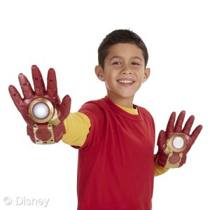 Ultron gloves