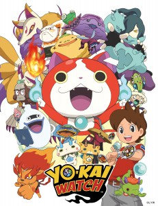 PR Used_YO-KAI WATCH