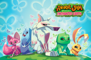 ANIMAL JAM image with logo