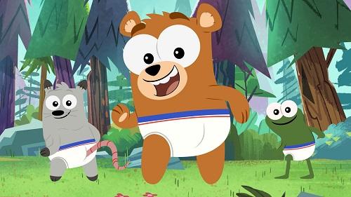 Bear in Underwear Still 2