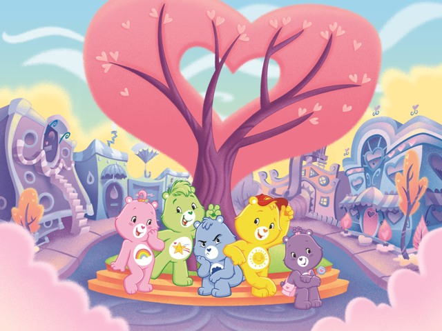 Care Bears New