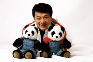 Jackie & Panda Dolls