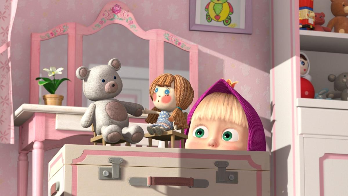 картинка комнаты маша и медведь это эксклюзивно, благородно