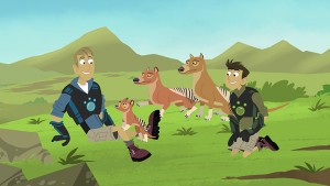 Copied from Playback - WILD KRATTS