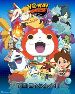 YO-KAI WATCH on Toonami Asia
