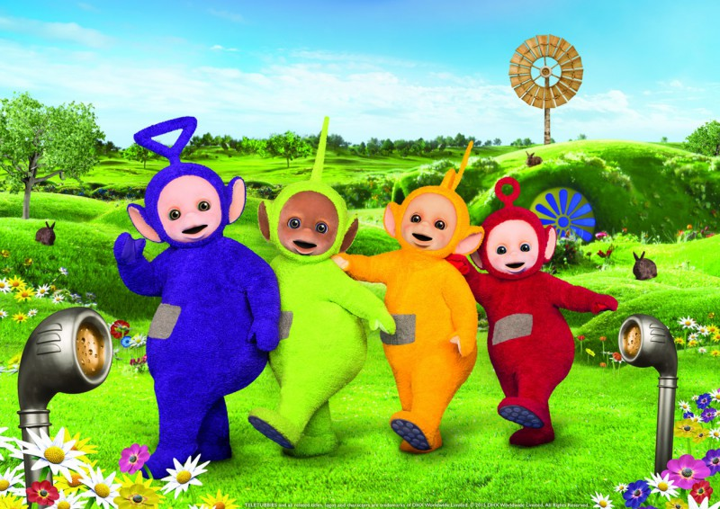 Teletubbies Adds Six Licensees To North American Lineup