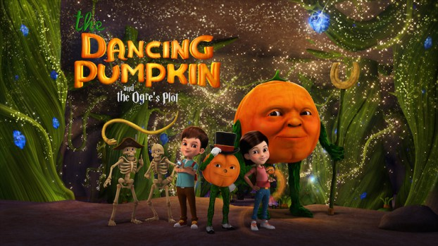 Copied from Playback - The Dancing Pumpkin