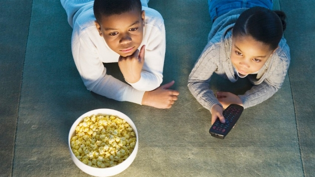 black kids watching tv. nielsen: time-shifting, tablets and their transformation of tv black kids watching tv a